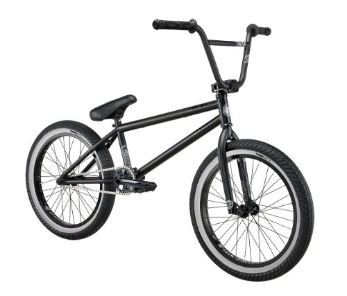 Kink Hamlin Pro Model 2013 BMX Bike (Black/White, 20.5-Inch)