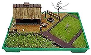 1/100 箱庭シリーズNo.01 農家