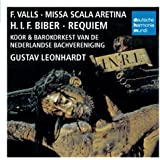 Valls: Missa Scala Aretina/Biber: Requiem in F minor