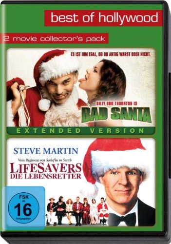 Best of Hollywood - 2 Movie Collector's Pack: Bad Santa / Lifesavers - Die Lebensrette [2 DVDs]