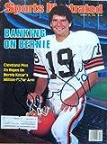 Kosar, Bernie 8/26/85 autographed magazine