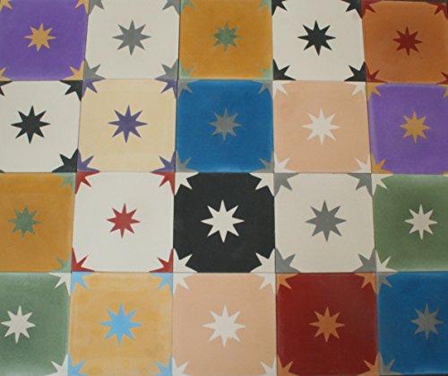 1-m-blue-colourful-ornament-cement-patchwork-star-163-piekfein-oriental-moroccan-tiles