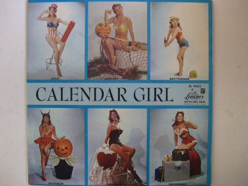 Calendar Girl Julie London
