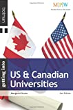Getting Into US & Canadian Universities: 2nd Edition (Getting into Series)