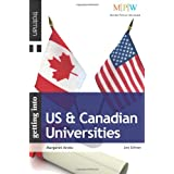 Getting Into US & Canadian Universities (Getting Into series)by Margaret Kroto