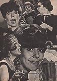 Carol Burnett original clipping magazine photo 1pg 8x10 #Q3893