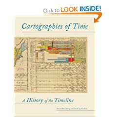 Cartographies of Time: A History of the Timeline by Daniel Rosenberg and Anthony Grafton