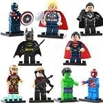 Just Model Super Heroes Minifigures M...