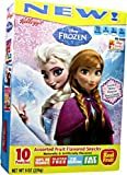 Kellogg's Disney Frozen Assorted Princess Fruit Flavored Snacks 8oz 2 Pack (frozen)