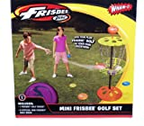Wham-o Mini Frisbee Golf Set (Colors Vary)