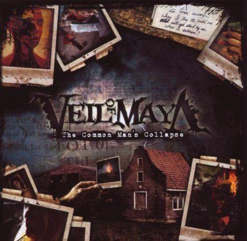 Common Man's Collapse by Veil of Maya (2008) Audio CD