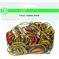 dib GS 10230 Rubberbands - Smart Savers Pack of 12