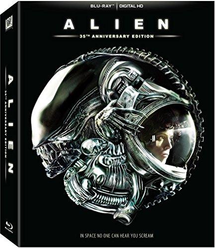 Alien 35th Anniversary Edition Blu-ray