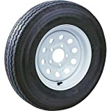 5-Hole High Speed Modular Rim Design Trailer Tire Assembly - 20.5in. x 4.80 x 12