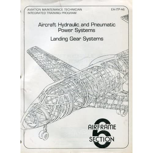 Aircraft Hydraulic and Pneumatic Power Systems Landing Gear Systems