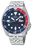Seiko Mens SKX175 Stainless Steel Automatic Dive Watch