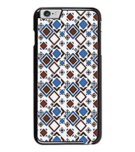 PrintDhaba Pattern D-5238 Back Case Cover for APPLE IPHONE 6 (Multi-Coloured)