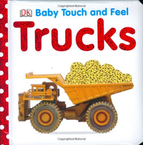 Baby Touch And Feel: Trucks (Baby Touch & Feel) front-846096