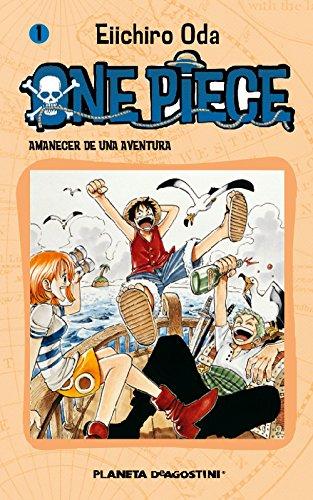 One Piece 1, Amanecer de una aventura