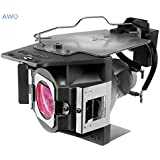 Awo-Lamps Replacement Projector Bulb Lamp 5J.J7L05.001 Compatible For BENQ W1070 W1080ST 150Day Warranty
