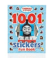Thomas & Friends 1001 Stickers Fun Book