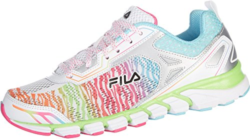 Fila Womens Mechanic Energized Athletic Shoes 7.5 White multi $ 92.48 Kjøp i dag!  $92.48 Buy today!