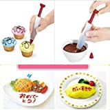 Cake pen Used for cake&pastry decorating new design&functions Silicone&plastic