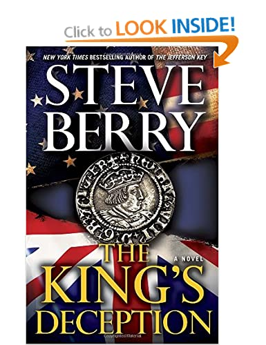 The King's Deception (Cotton Malone) - Steve Berry