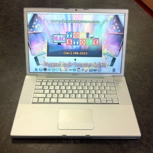 Apple MacBook Pro 15.4 Core 2 Duo 2.33 Ghz 2GB RAM