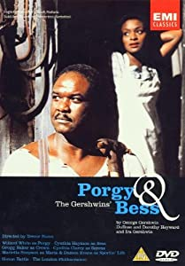 The Gershwins' Porgy And Bess [DVD] [1993]