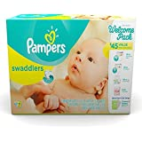 Pampers Diapers Newborn Swaddlers Welcome Pack