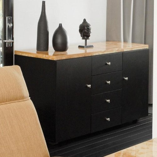 Buy Low Price Armen Living Torino Buffet by Armen Living (LC620BUBSTO-ESBA)