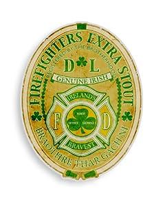 Amazon.com: Firefighters Genuine Irish Braothre Thar Gach Ni - 4 Inch