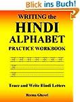 Writing the Hindi Alphabet Practice W...