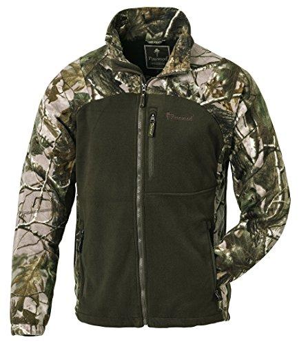 pinewood-mens-oviken-fleece-jacket-apg-hunting-green-large