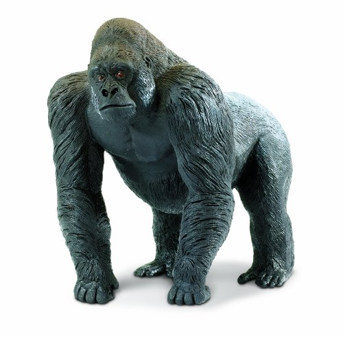 Safari-Ltd-Wildlife-Wonders-Silverback-Gorilla