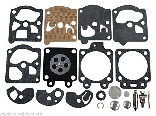 Walbro K10-WAT Carburetor Carb Repair Kit Stihl 028AV 031AV 032 032AV Chainsaw ,-WH#G4832 TYG43498TY4-U199776 (Stihl 031av Carburetor compare prices)