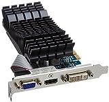 ASUSTek社製 NVIDIA Geforce GT610 GPU搭載 ビデオカード GT610-SL-1GD3-L