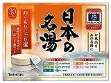 日本の名湯 ぬくもりにごり選 30g 10包入り 入浴剤 (医薬部外品) (¥ 525)