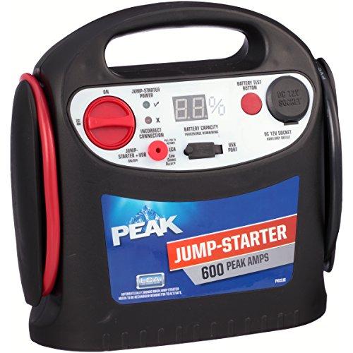 Peak PKC0J6 600-Amp Jump Starter (Peak Performance Jump Starter compare prices)