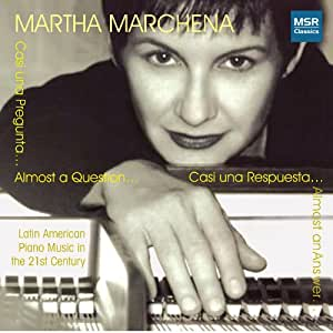 Martha Marchena, Aurelio de la Vega, Marcela Rodriguez