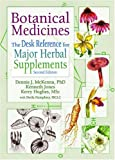 img - for Botanical Medicines: The Desk Reference for Major Herbal Supplements book / textbook / text book
