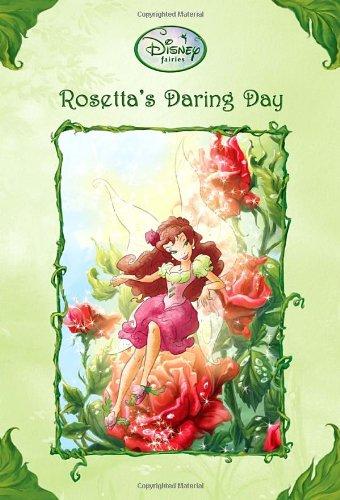Rosetta's Daring Day (Disney Fairies) (A Stepping Stone Book(TM)), Papademetriou, Lisa