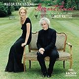 Mozart - Arias / Magdalena Kozená , Rattle