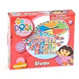 Cardinal Nickelodeon Bingo Game Dora The Explorer