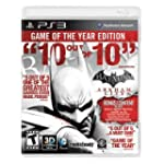 Batman: Arkham City Game of the Year
