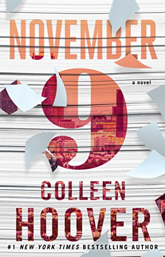 November 9: A Novel (Hopeless Colleen Hoover Kindle compare prices)