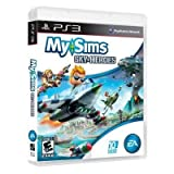 Exclusive My Sims Sky Heroes PS3 By Electronic Arts