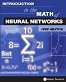 img - for Introduction to the Math of Neural Networks book / textbook / text book