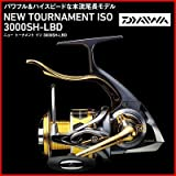 Daiwa 12 tournament iso 3000sh-lbd (japan import)